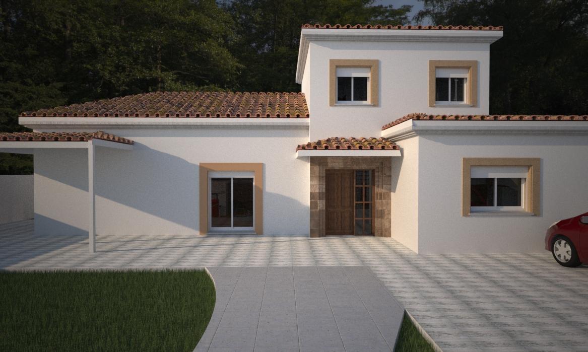Hemos realizando para una proyecto para vivienda - Estudios de arquitectura en marbella ...