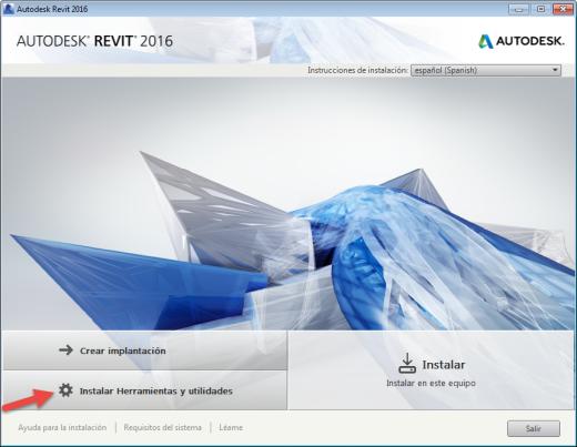 InstalacionRevit